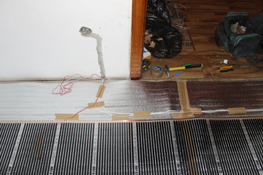 штробы терморегулятор