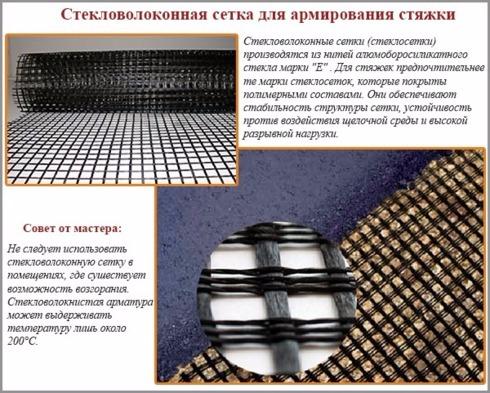 стекловолоконная сетка