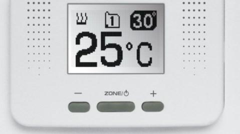 установить терморегулятор