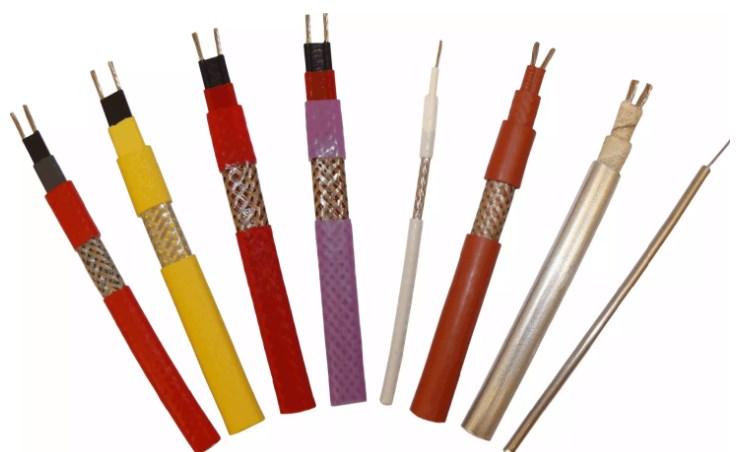 Монтаж саморегулирующих кабелей для обогрева труб