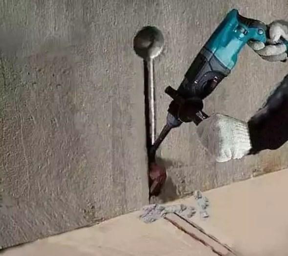 штроба стены