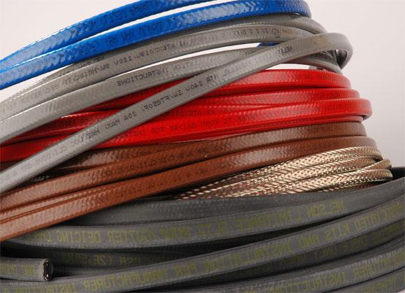 Особенности и принцип работы саморегулирующего кабеля