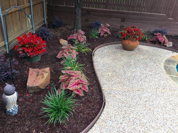 flower-bed-landscaping