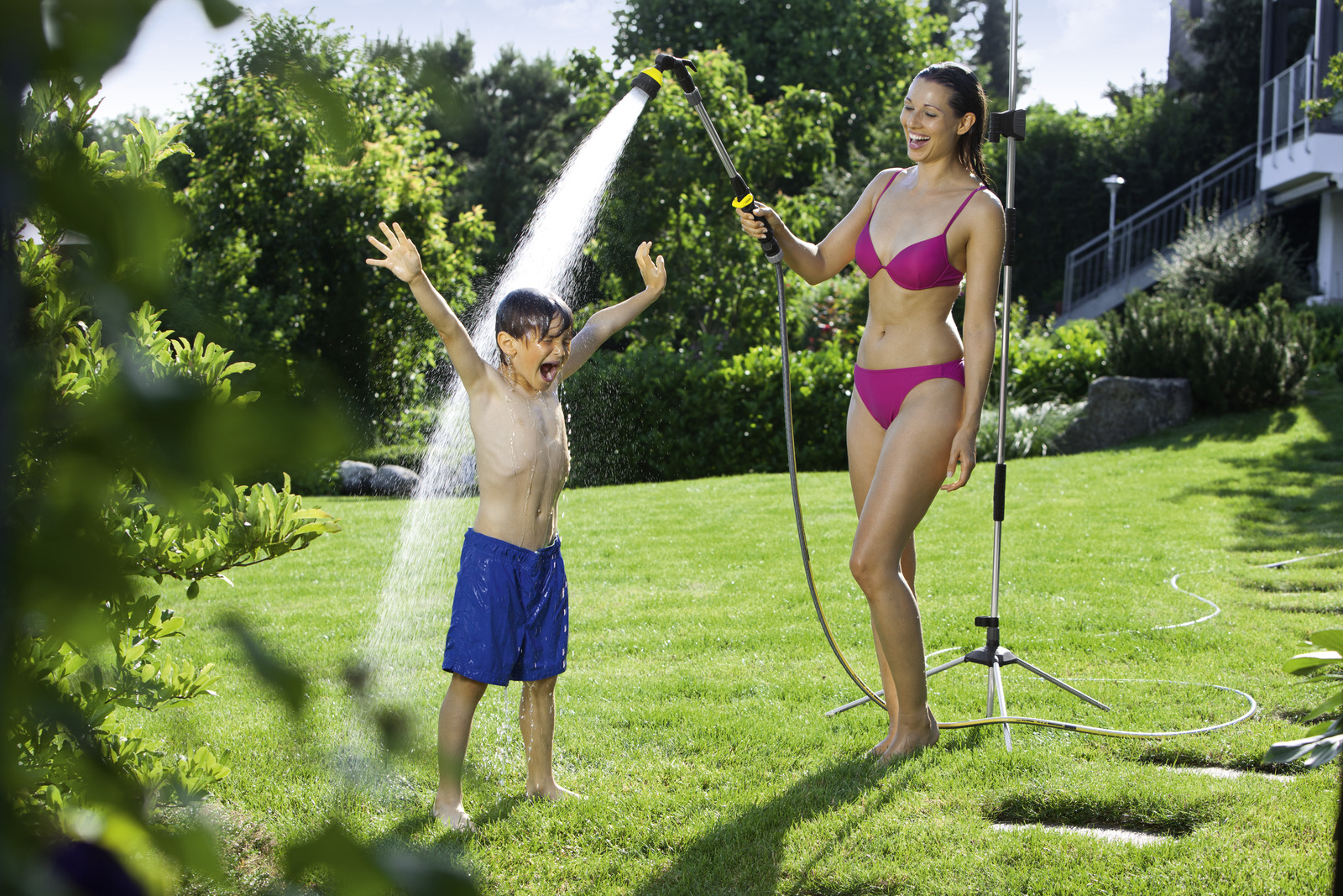 Картинки по запросу Переносной душ для сада