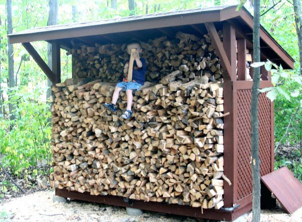 fire-wood-holder-fireplace-log-firewood-storage-rackbuild-rack-pallets-how-to-make-a-out-of-pvc