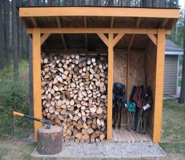 shed-for-firewood-in-the-garden