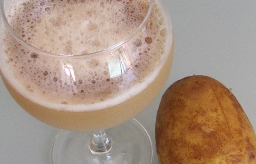 Картинки по запросу свежеприготовленного сока картофеля и 1 десертную ложку меда