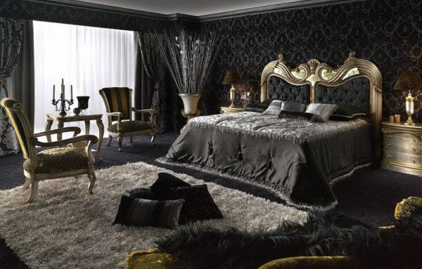dizajn-interera-spalni-v-chernom-tsvete7