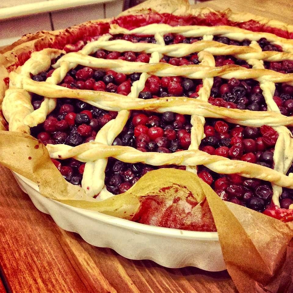 Картинки по запросу пироги с яблоками с клюквой