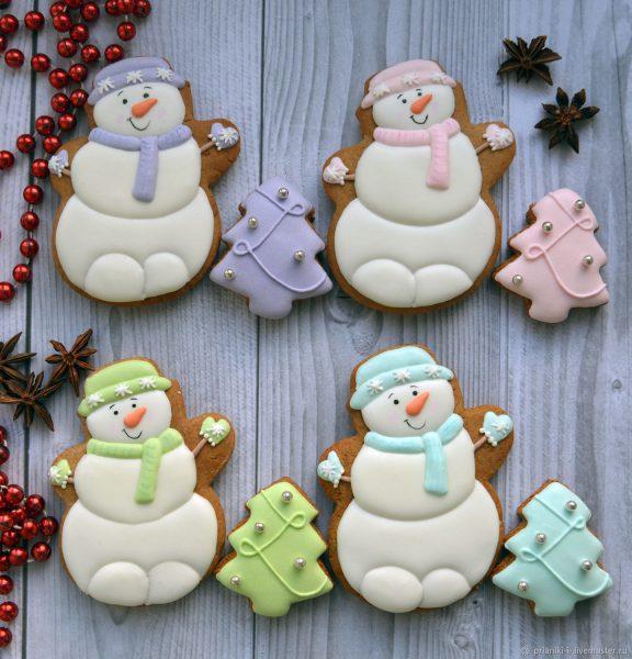 Картинки по запросу Снеговик с вкусняшками новый год