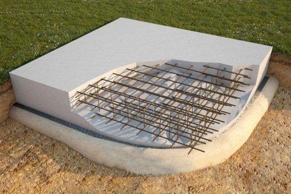 слабые бетоны
