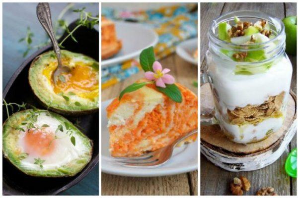 Картинки по запросу Топ-10 самых вкусных, быстрых и полезных завтраков