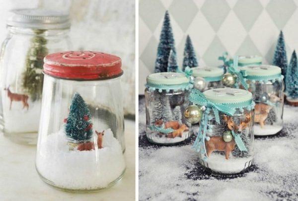 Картинки по запросу Снеговик в банке