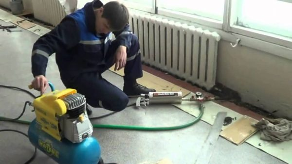promyvka-radiatora-otopleniya