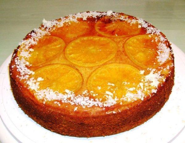 apelsin pirog