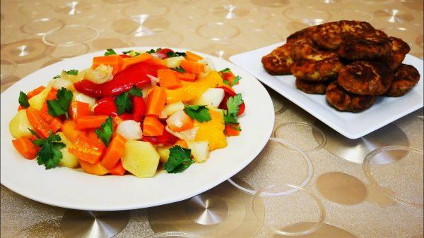Картинки по запросу Запеченные овощи: быстро, вкусно и полезно