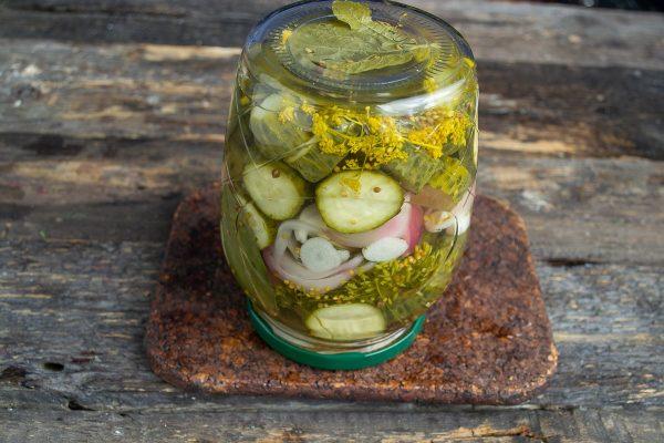 vkusnejshij-salat-iz-ogurtsov-luka-i-chesnoka-9