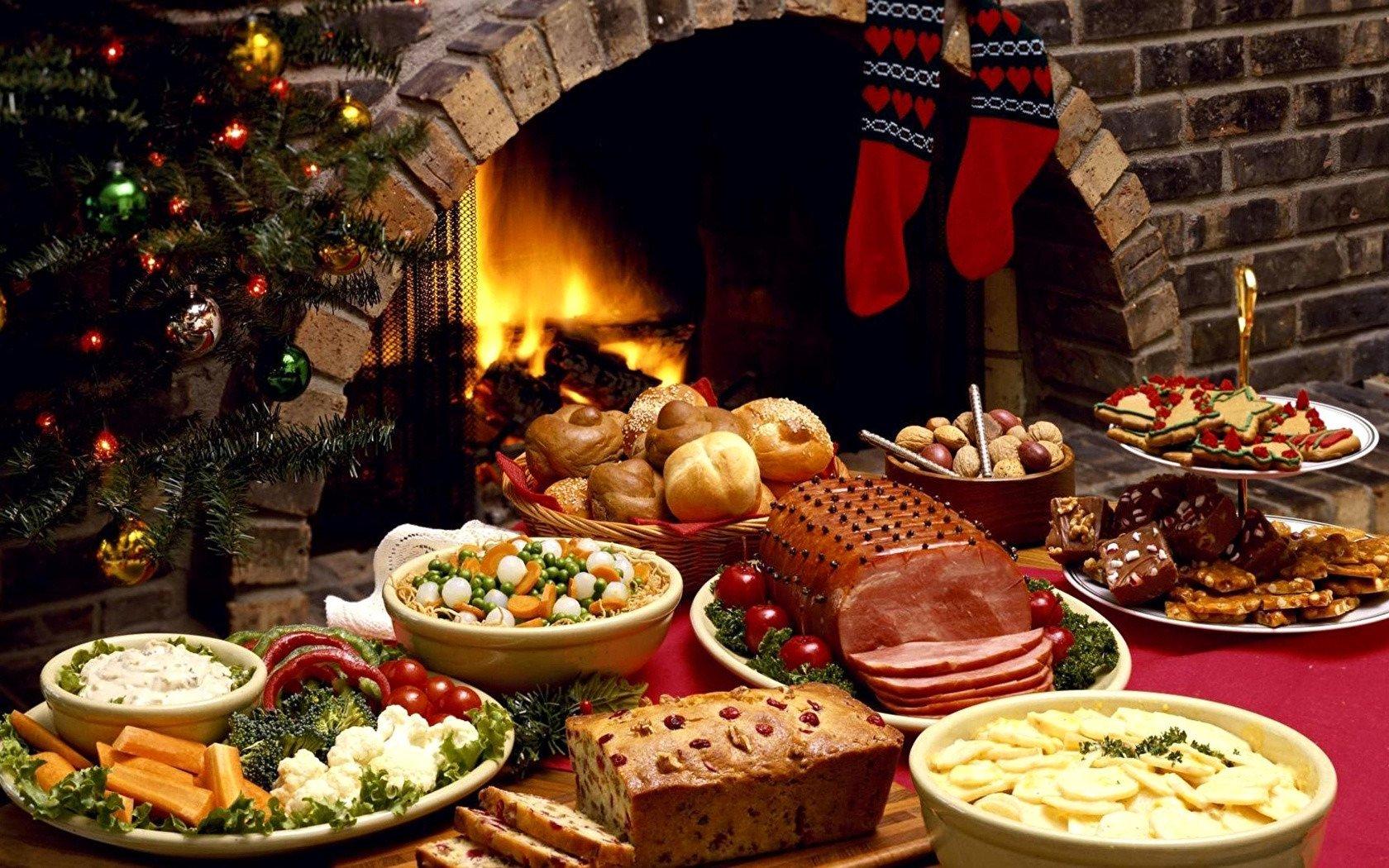 новогодний ужин картинки фото плохо