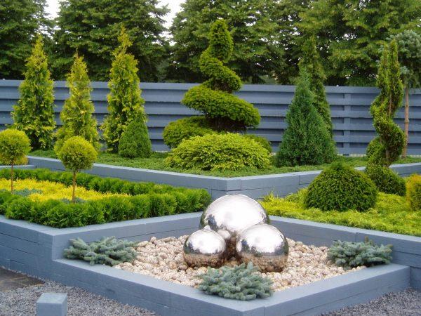Сад с иголочки: какие хвойные выбрать для сада и ландшафтного ...