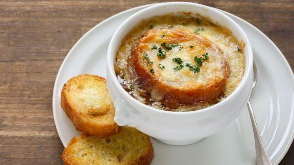 Французский луковый суп ~ Пошаговый рецепт ~ Готовим смачно
