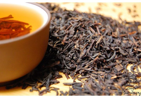 Купить черный чай с личи по 420р за 100г в Чаёчек.ру