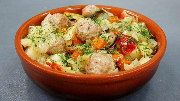 Блюдо для ленивых и занятых хозяек, не имеющих время на долгую готовку