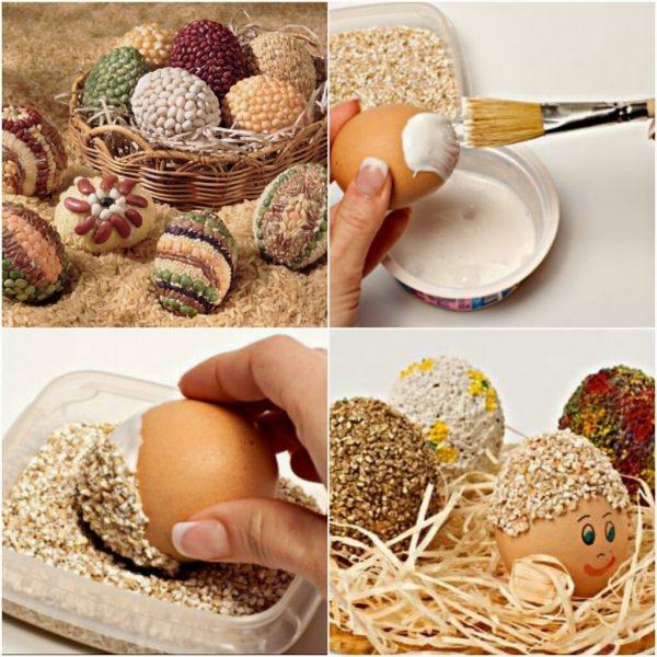 Время творить! 7 способов как разукрасить яйца на Пасху.