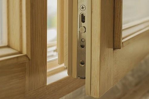 Преимущества деревянных окон